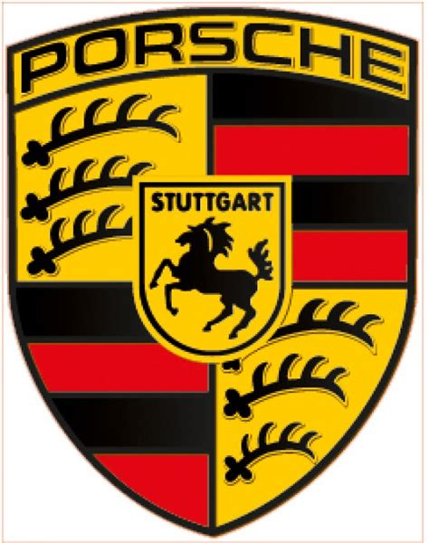Porsche Aufkleber Emblem by Porsche Logo Emblem Badge Origins Meaning Crest The News