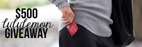 Lululemon Gift Card Discount - an easy to recreate buffalo plaid outfit idea for you