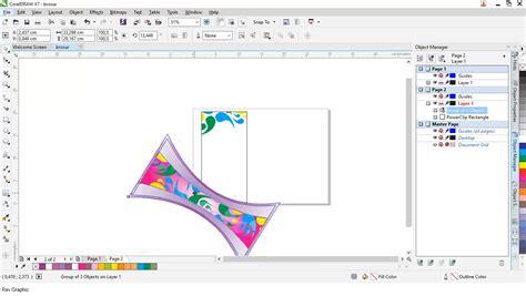 membuat brosur menggunakan corel draw x4 membuat brosur di coreldraw x5 membuat brosur di coreldraw
