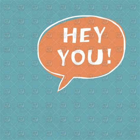 hey images hey you clipart