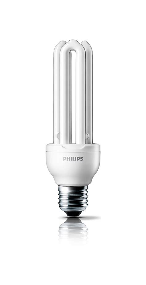 Lu Philips Essential 23w 23w 125w e27 cap warm white essential stick energy