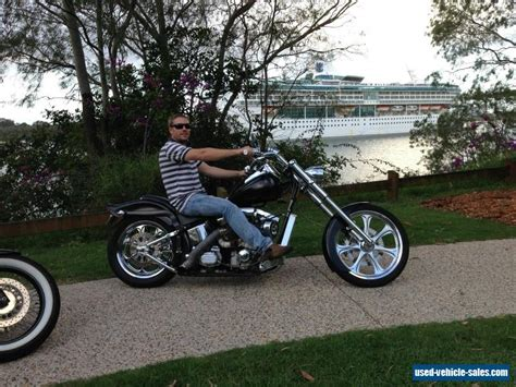 Turbo Chopper Kit harley davidson softail for sale in australia