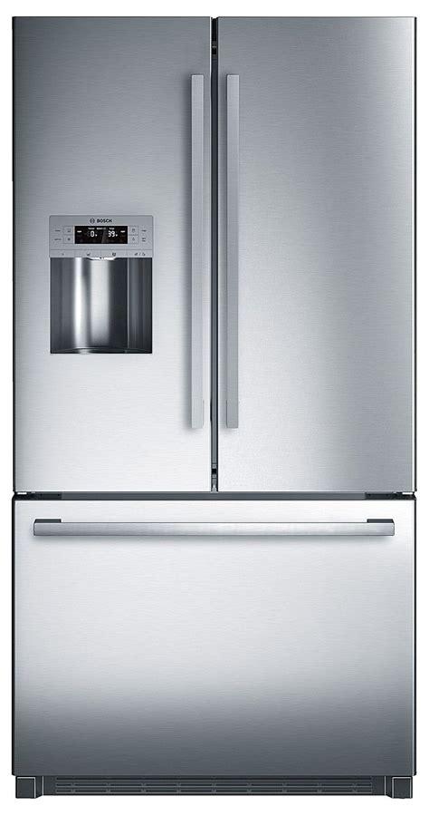 bosch fridge door bosch kfn91pj10a 762l door fridge reviews