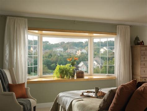 bay window ideas impressive window treatment ideas for bay windows decohoms
