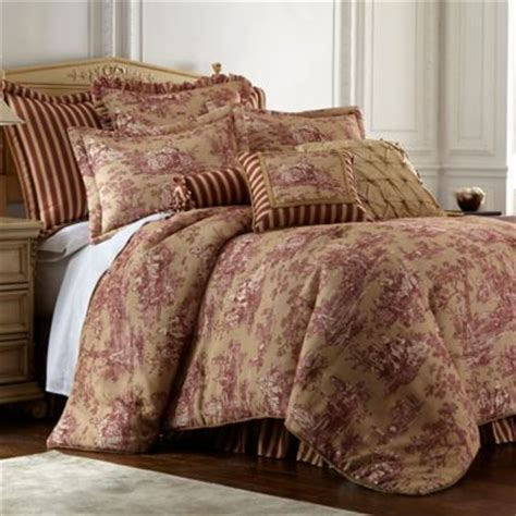 burgundy comforter sets buy burgundy bedding from bed bath beyond