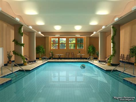 in door indoor pools