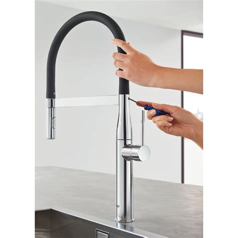 grohe essence kitchen faucet grohe essence new kitchen faucet