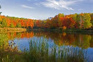 northwoods photography duluth mn fall colors bagley pond reflections 2