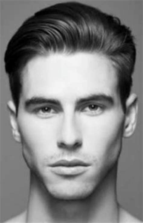 men hairstyles for visible cheekbones men s diamond face shape hairstyle exles healthy