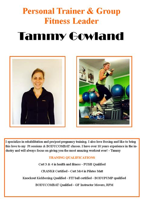 bio exles for personal trainers wonderful staff bio template photos resume ideas