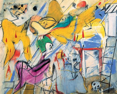 libro women of abstract expressionism abstraction 1949 1950 willem de kooning wikiart org