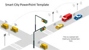 City Powerpoint Template by Smart City Powerpoint Template Slidemodel