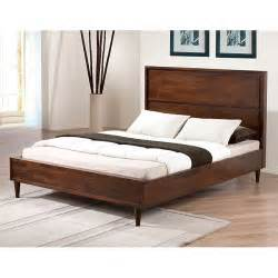 Platform Bed Deals Vilas Platform Size Bed Overstock Shopping Great