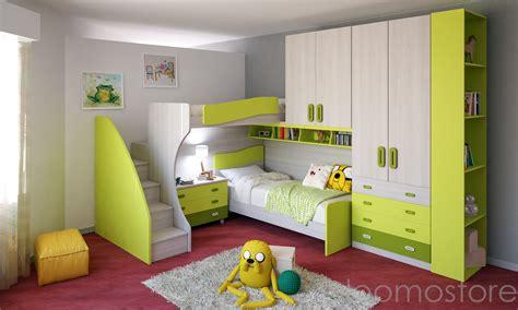 camerette con pedana camerette a pedana idee creative di interni e mobili
