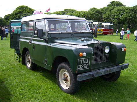 land rover series ii 1967 land rover series ii information and photos momentcar