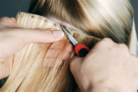 hair extensions diy best diy hair extensions shorthairstyleslong