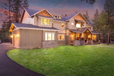 custom homes photo gallery custom home builders in bend