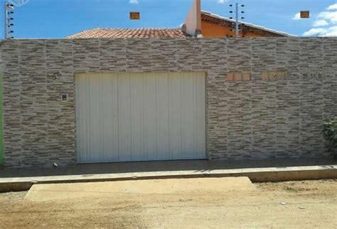 fachadas de muros modernos de 50 modelos