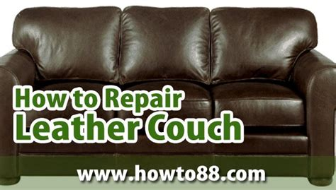 How To Patch Leather by 1000 Ideas About How To Repair Leather On