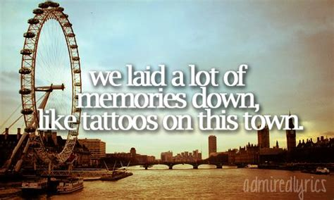 jason aldean tattoos on this town tattoos on this town jason aldean singers song lyrics