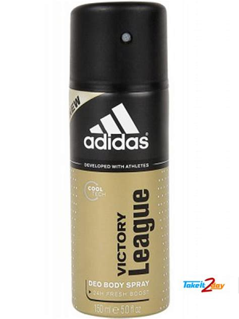 Parfum Adidas Deo Spray adidas victory league deodorant spray for 150 ml