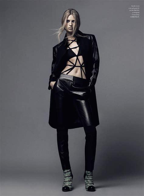edgy older women fashion edgy autumn editorials fashion gone rogue anouk