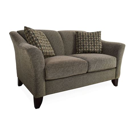 Chenille Sofas And Loveseats 69 Raymour And Flanigan Raymour Flanigan Meyer Chenille Loveseat Sofas