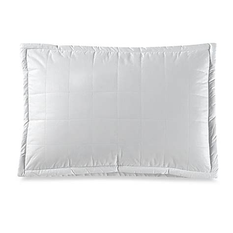 bed and bath pillows white feather and down standard queen pillow bed bath