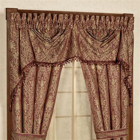 Austrian Valances Curtains faberge austrian window valance by croscill