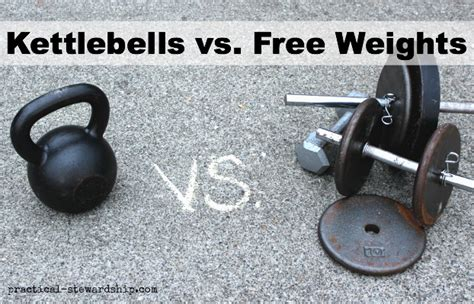 why kettlebells are better than barbells practicality