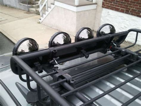 yakima light mounting brackets light rack for yakima loadwarrior