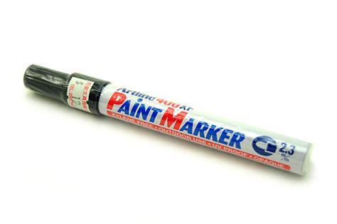 Artline Paint Marker 400xf 23mm artline 400xf paint marker black is beautiful