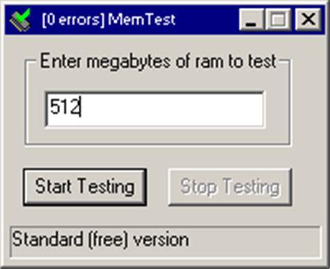 test della ram memtest 3 8 uscita la nuova versione software per il