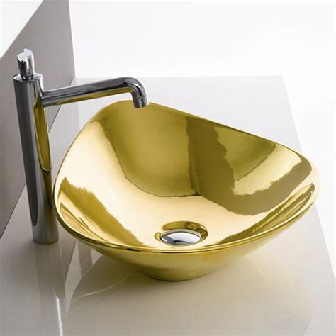 gold bathroom fixtures gold colored bathroom fixtures by scarabeo
