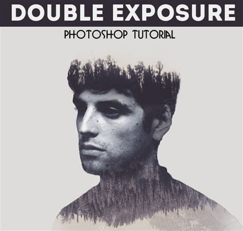 double exposure photoshop tutorial italiano double exposure photo effect photoshop tutorials psddude