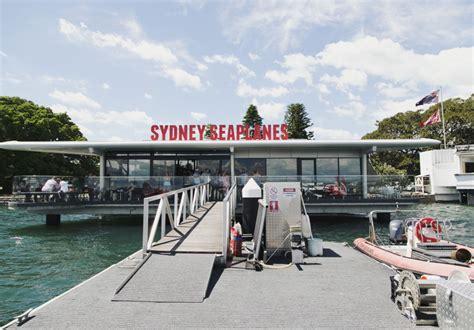 flying boat cafe rose bay sydney seaplane terminal re opens in rose bay broadsheet