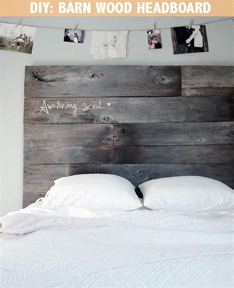 diy barn board headboard diy tutorial diy headboard diy barn wood headboard