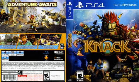 Usa Search Free Knack Dvd Cover 2013 Ps4 Usa