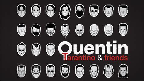 quentin tarantino animated film tarantino friends an animated motion graphic following