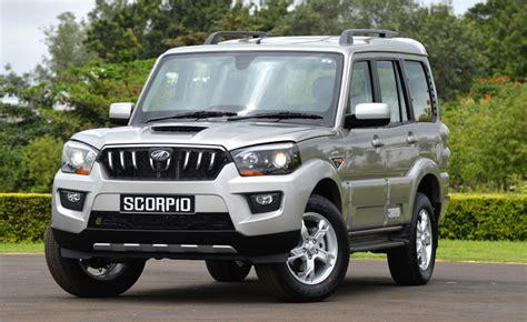 mahindra scorpio usa mahindra us entry again 187 autoguide news