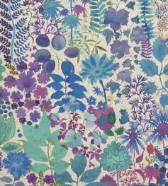 fresco lagoon fabric the nesfield collection liberty