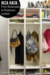 Ikea Billy Bookcase Sale Make Your Own Mud Room Lockers The Polkadot Chair