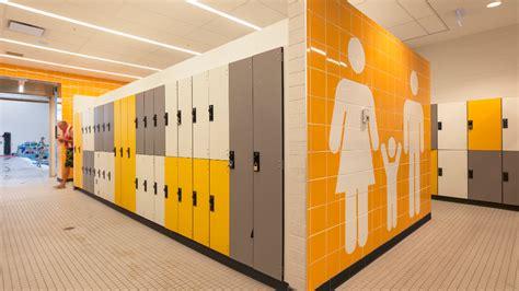 locker for room bangert gender neutral locker room west lafayette sells idea for new rec center