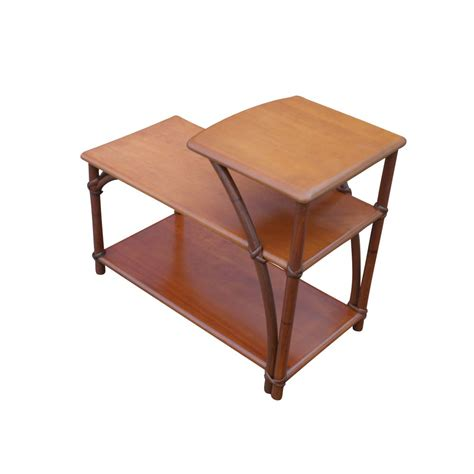 Retro Side Table Midcentury Retro Style Modern Architectural Vintage Furniture From Metroretro And Mcm Consignment