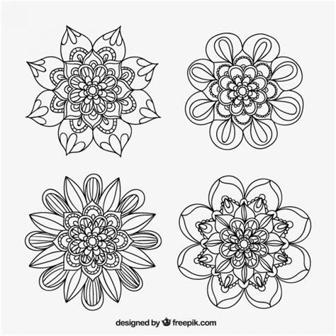 Cadre Decoratif 1823 by Esquisses Ornements Floraux T 233 L 233 Charger Des Vecteurs