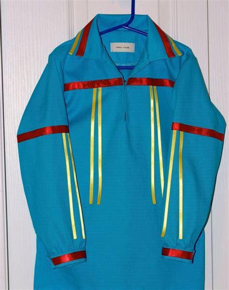 Pattern For Ribbon Shirt | made to order boys native style ribbon shirt