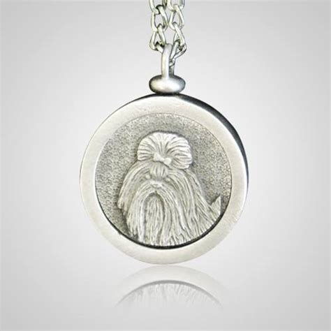 shih tzu as a pet shih tzu pet memory charm