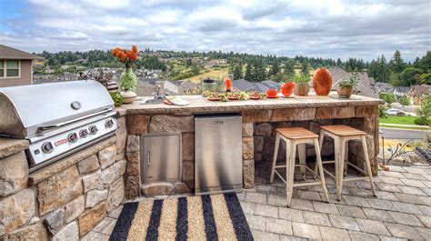 custom outdoor kitchen by paradise restored landscaping flickr kitchens in outdoor living spaces paradise restored