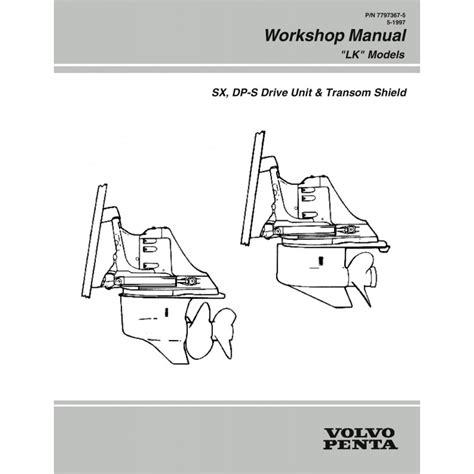 volvo penta schematic parts diagram 1997 free
