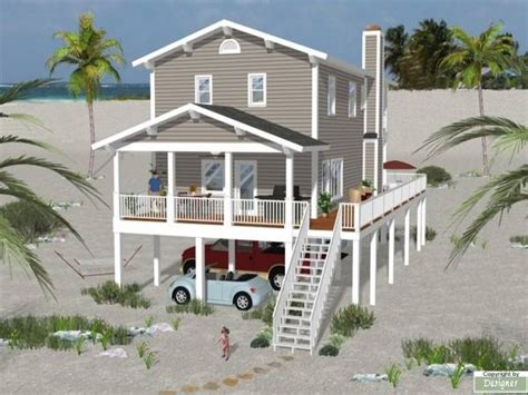 beachfront home plans oceanfront house plans oceanfront house plans house